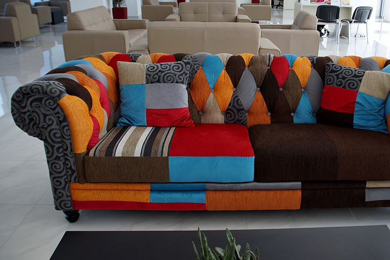 Vertext Upholstery Cleaning Sofa